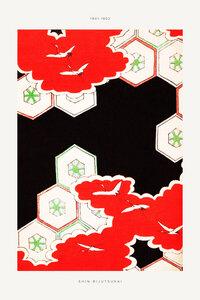Seitei 1901 - Poster von Japanese Vintage Art - Photocircle