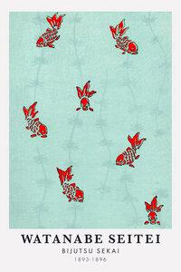 Bijutsu Sekai - Poster von Japanese Vintage Art - Photocircle