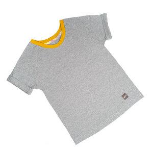 soki Kids T-Shirt in light stripes - Unisex - soki