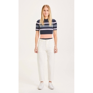 Cropped Mom Jeans - CALLA - aus Biobaumwolle - KnowledgeCotton Apparel