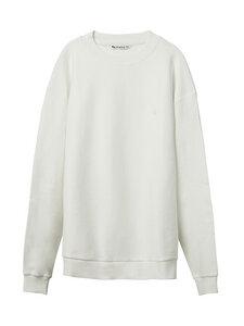Sweatshirt Reversed Dandelion White - pinqponq