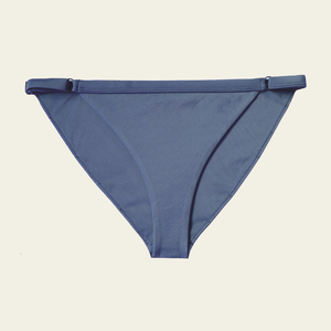 Evi Triangle Bottoms - Woodlike Ocean