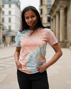 Have I told you lately Tie & Dye Organic Shirt - Hityl