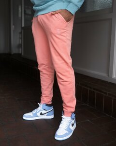 ROSE CLAY VINTAGE JOGGER - Hityl