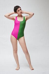 Klassischer und eleganter Badeanzug SWIMSUIT No.7 - MARGARET AND HERMIONE Swimwear Vienna