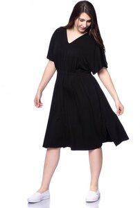 LAELIA Jerseykleid aus Tencel Modal - Ingoria