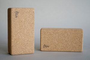 The Yoga Block - Cork - Yogablock - Leva Wear