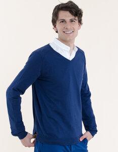 Ferruccio Knit aus Bio-Baumwolle & Seide - Re-Bello