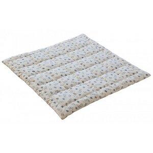 NEU Spiel- Krabbeldecke  Bobo 100 % kba Baumwolle  75 x 75 cm oder 100 x 150 cm  - Prolana