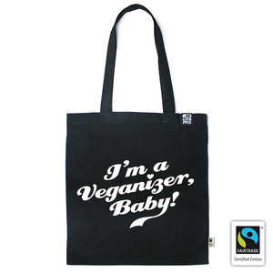 Tasche I'm a Veganizer, Baby! - Gary Mash