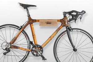 Fahrradhalterung Bambus - my Boo
