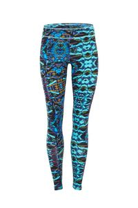 Fancy Leggings - graphischer Print - Mandala