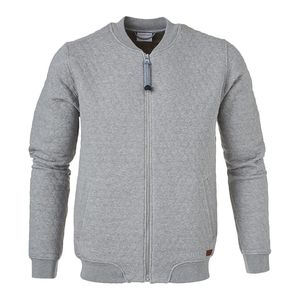Quilted Jersey Bomber - KnowledgeCotton Apparel