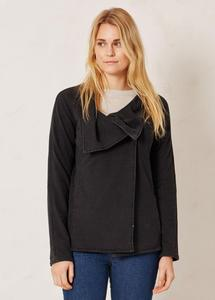Bowenia Jacket Charcoal - Thought | Braintree