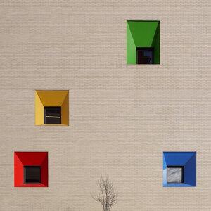 Color palette - Poster von Roc Isern - Photocircle