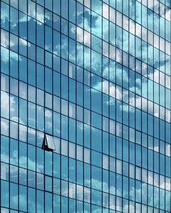 Gateway to sky - Poster von Roc Isern - Photocircle