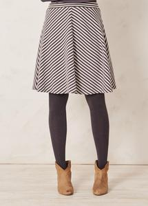 Eve Allora Skirt Stripe - Braintree