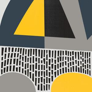 Umbrella Abstract - Poster von Fox And Velvet - Photocircle