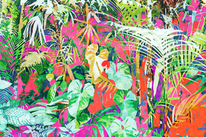 Find Me Where The Tropical Things Are - Poster von Uma Gokhale - Photocircle
