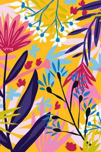 The Garden of My Mind - Poster von Uma Gokhale - Photocircle