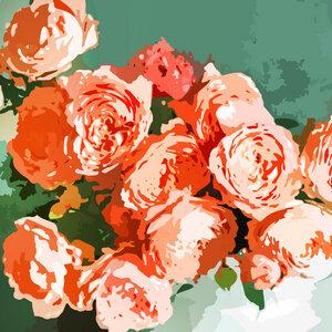 Perfect Blossom - Poster von Uma Gokhale - Photocircle