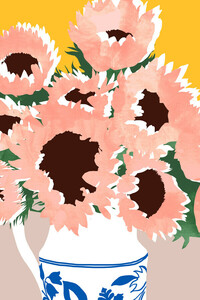 Sunshine On a Cloudy Day - Poster von Uma Gokhale - Photocircle