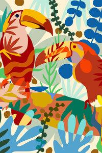 'Toucan' of My Love - Poster von Uma Gokhale - Photocircle