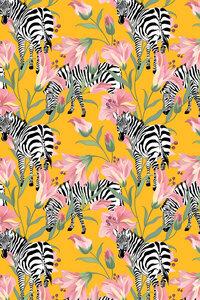 Striped For Life - Poster von Uma Gokhale - Photocircle
