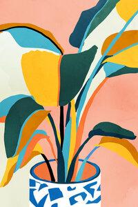 Nature Does Not Hurry Yet Everything Is Accomplished - Poster von Uma Gokhale - Photocircle