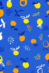 Always Summer, In Good Company, The Fruit Always Ripe - Poster von Uma Gokhale - Photocircle