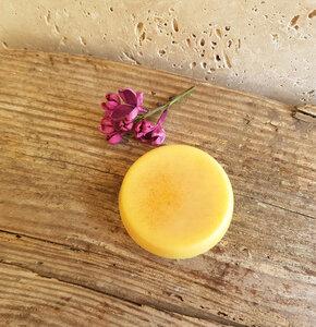Feste Handcreme Wildrose & Lavendel / Bodybutter - Küstenseifen Manufaktur