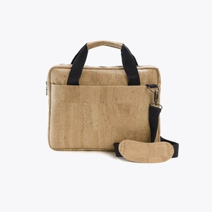 Kork Laptop-Tasche Aktentasche Unisex Korkleder 38x31 cm - ARTELUSA ®