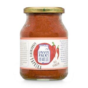 Bio geräucherte süße Paprika aus Spanien  | 300g - Unverpackt für alle