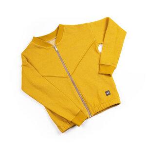 soki Kids Jacke in golden yellow - Unisex - soki