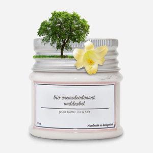PonyHütchen bio organic Deocreme Cremedeo Deodorant 'WALDNEBEL' - PonyHütchen
