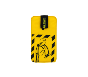 Check in Smartphone Sleeve Small 12,4 x 5,9 cm - Bag to Life
