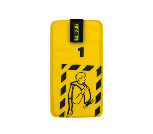 Check-in Smartphone Sleeve 14,3 cm x 7,05 cm - Bag to Life