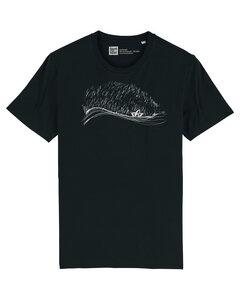 Herren T-Shirt Stormy Weather aus 100% Biobaumwolle - ilovemixtapes