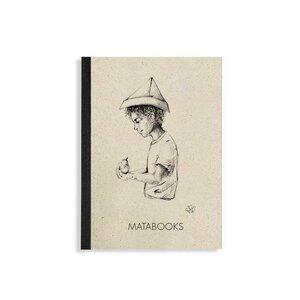 "Notizbuch Dahara - ""Fallenbird"" - Matabooks"
