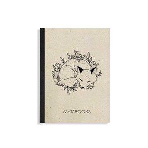 "Notizbuch Dahara - ""Fox"" - Matabooks"