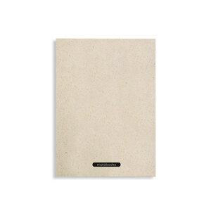 Nachhaltiges Notizbuch aus Graspapier - Nava - Matabooks