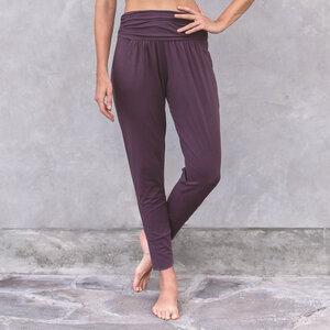MARI UNI - Damen - Hose für Yoga und Freizeit aus Biobaumwolle - Jaya