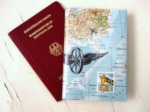 Reisepasshülle - renna deluxe