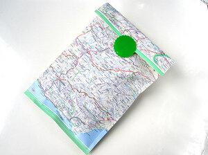 Geschenktüten aus Landkarten - renna deluxe