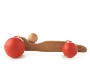 Rennauto - wooden racing  - Hop & Peck