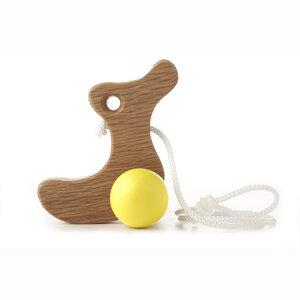 Ziehfigur - duckling - Hop & Peck