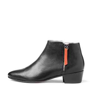 Low Cut Bootie #schilling black indian - NINE TO FIVE