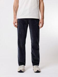 Nudie Jeans Lazy Leo Cord Navy - Nudie Jeans