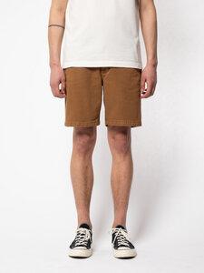 Herren Shorts Luke Worker Shorts Rigid Twill  - Nudie Jeans