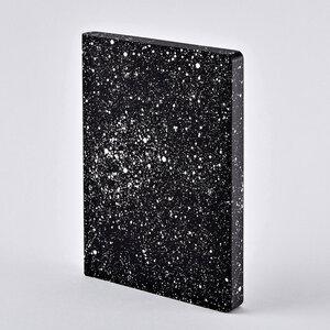 Milky Way - Premium Notizbuch mit Ledereinband - Nuuna